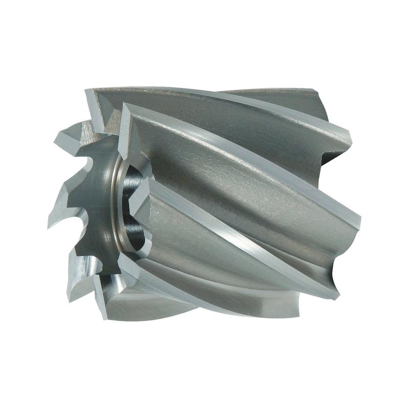Walzenstirnfräser HSCo DIN 841 Typ N - WALZSTIRNFRS-DIN841-HSCO-D75,0X35,0MM