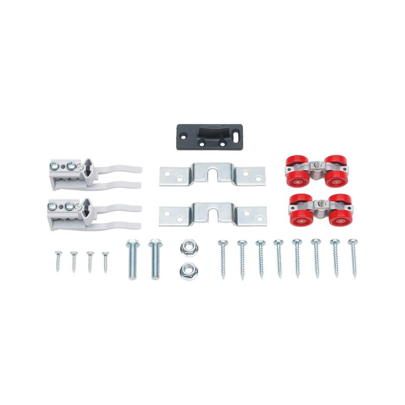 Zimmerschiebetürbeschlag REDOSLIDE Z60-H/Z60-HW - 1