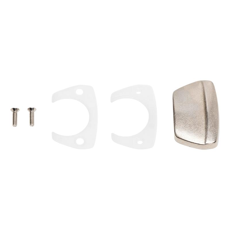 Dekorplatte OBS für Glastüren - 1