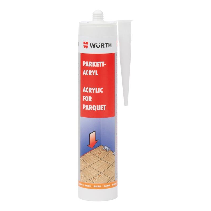 Parquet acrylic