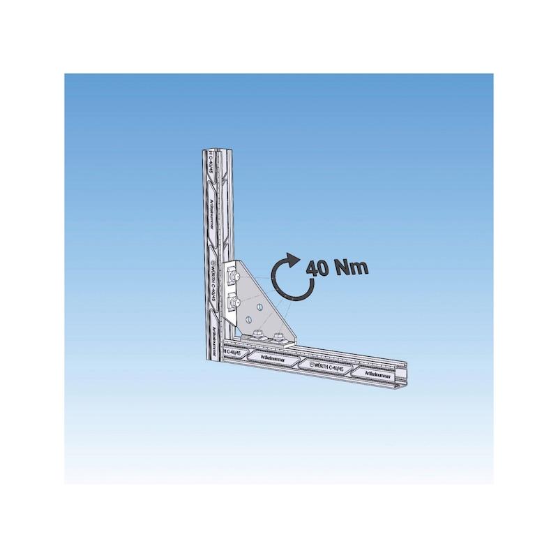 VARIFIX<SUP>®</SUP> snelkoppeling Powerknop 41 - C2C - 4