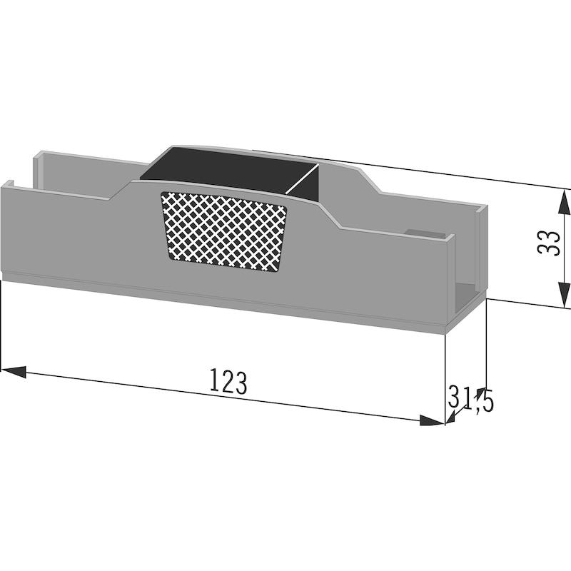 Rauchschalter ORS 142 W/ RNO 02 - 3