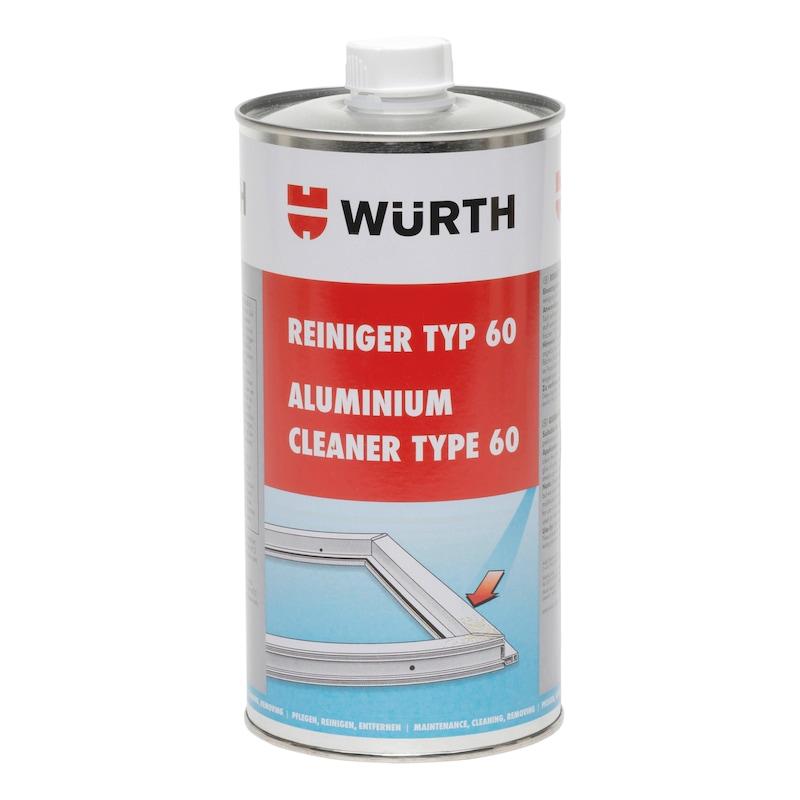 Universeller Reiniger Typ 60 - ALUREINIG-60-KLEB-AL1-1LTR