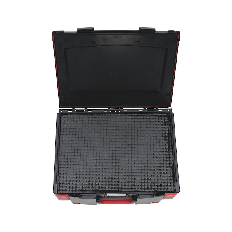 System-Koffer 8.4.3 Rasterschaum Leersortiment - 2