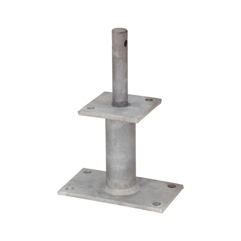 Pfostenträger D-D/TZN - 1