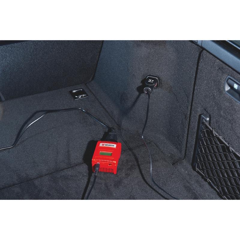 Chargeur de batterie de véhicule Facile 12 V - 6 A - 4