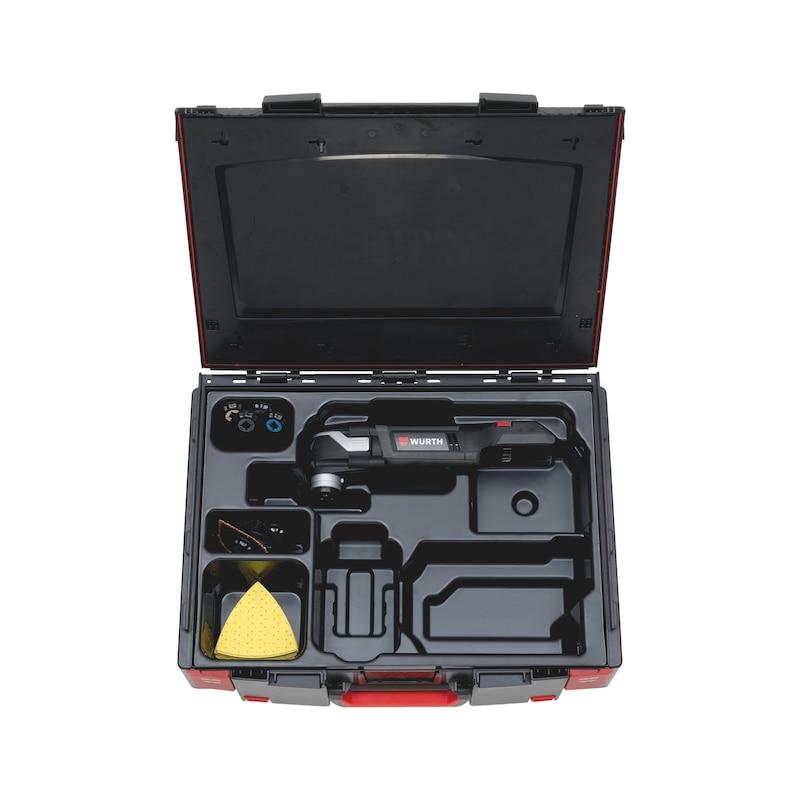 Couteau multi-usage sans fil EMS 18-A EC SL - COUTEAU MULTI EMS 18-A ECSL SANS BAT