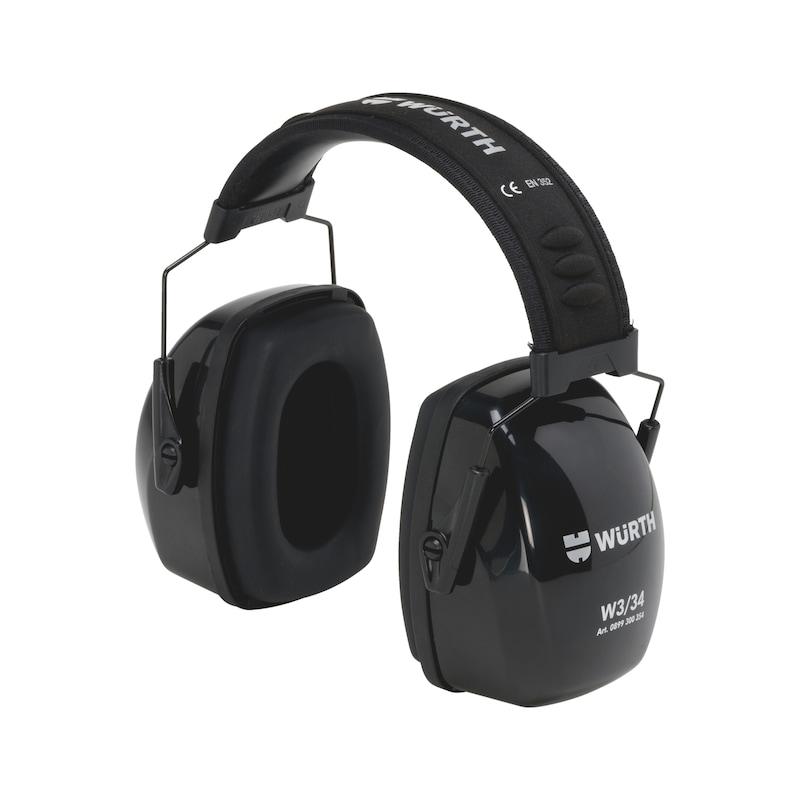 Casque anti-bruit W3/34 - CASQUE-PROTECTION AUDITIF-W3/34