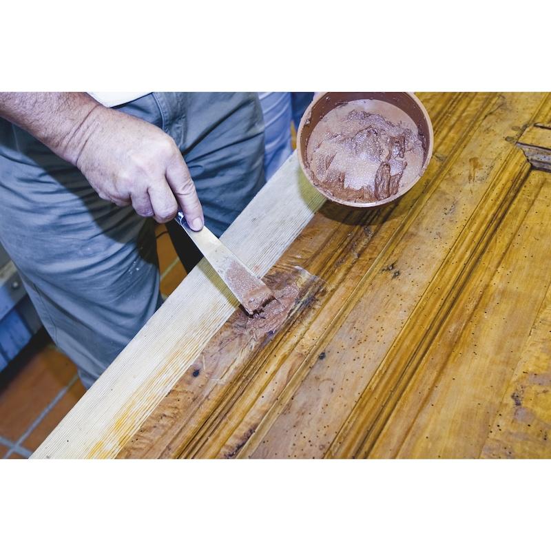 mastic bois bi composants pour professionnels w rth. Black Bedroom Furniture Sets. Home Design Ideas