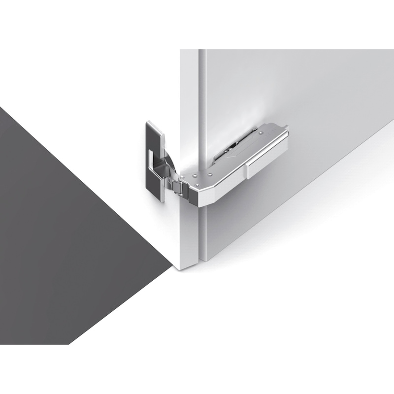 Concealed cabinet hinge, TIOMOS click-on 110/90 E - 5
