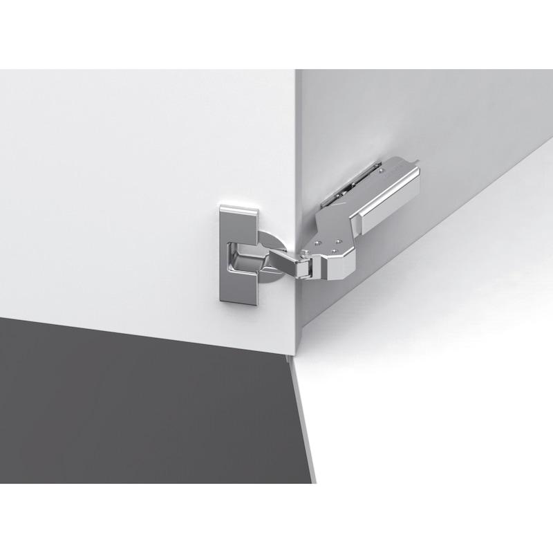 Charnière invisible, TIOMOS Impresso 110/45 E TIOMOS 110/45 E - 1