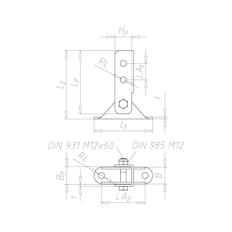 VARIFIX<SUP>®</SUP> Gelenkverbinder - C2C - 0