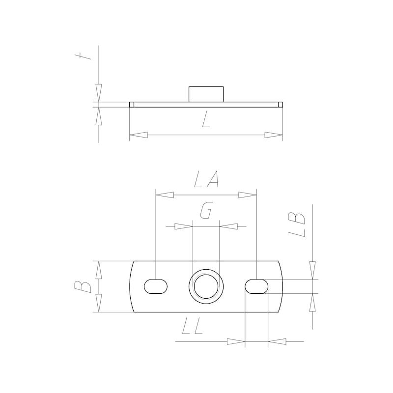 VARIFIX<SUP>®</SUP> Grundplatte  - 2