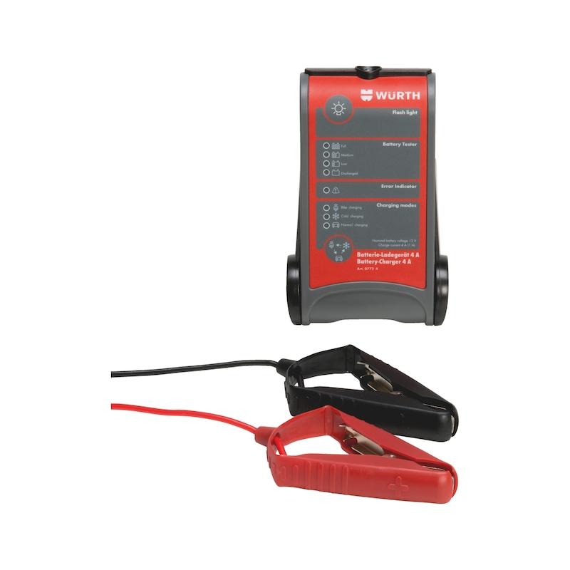 KFZ Batterieladegerät 4 A (1 A) online kaufen