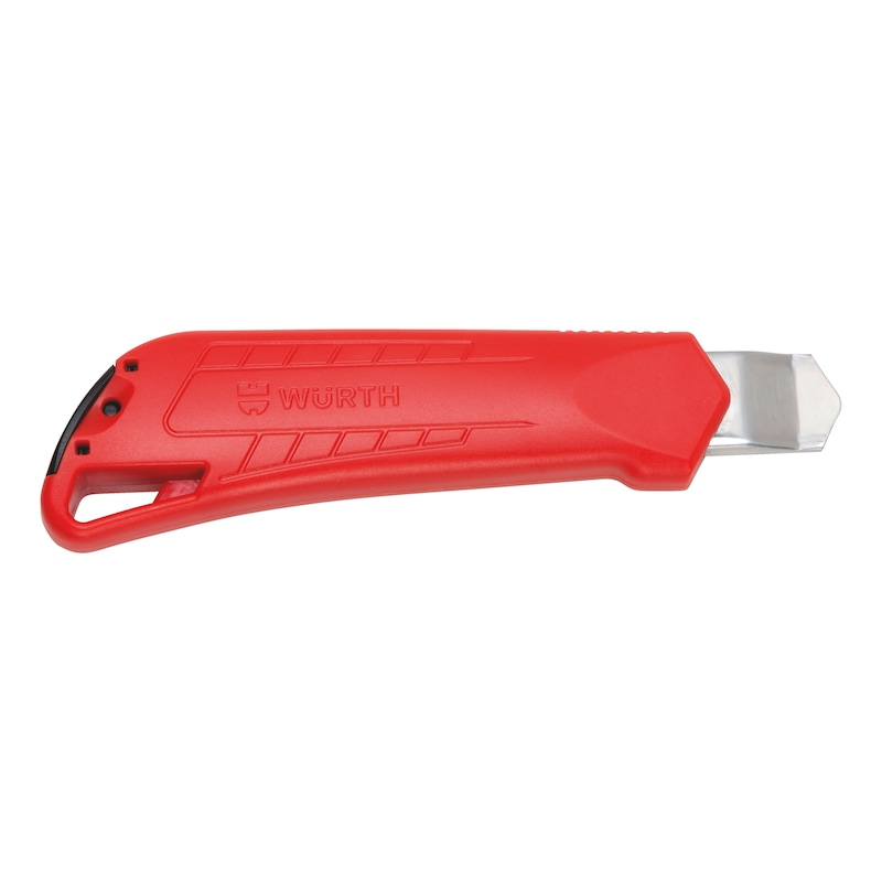 Kesme bıçağı - CUTTER-RED-H18MM-L160MM