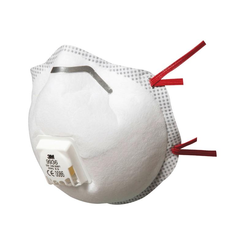 Spezial-Atemschutzmaske Komfort FFP3 R D, vorgeformt 3M - 1