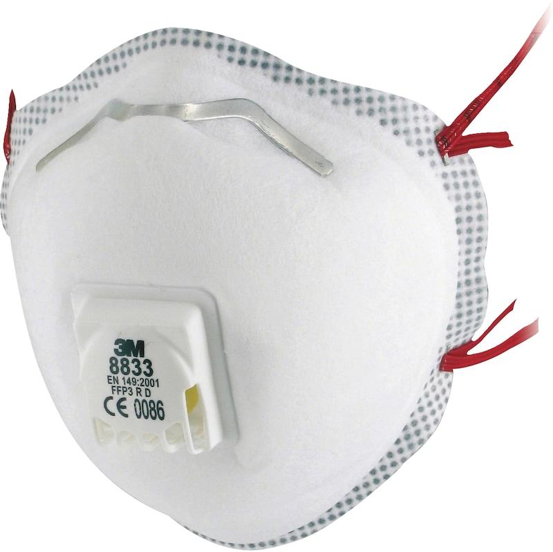 Atemschutzmaske FFP3 R D Komfort – vorgeformt 3M