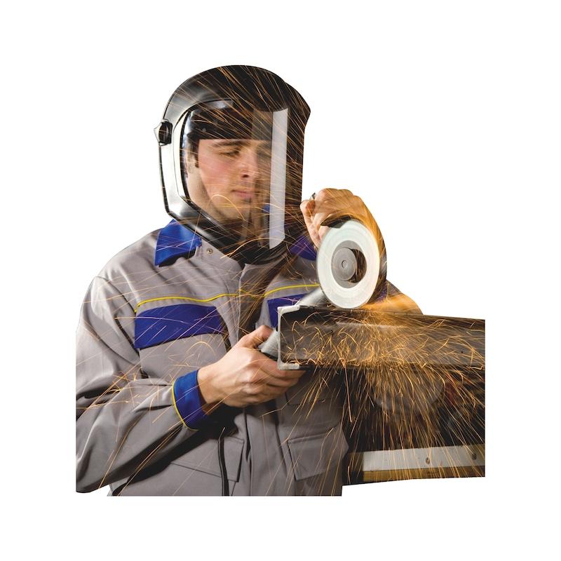 Gesichtsschutzschirm - 4