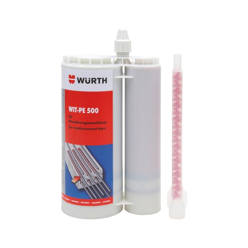 Инжекционный химический раствор WIT-PE 500 - 1