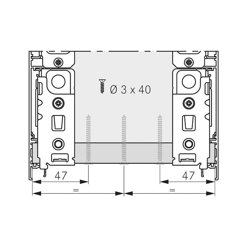Frame Vionaro H185 - 7