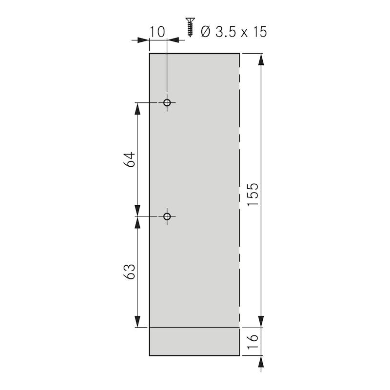 Frame Vionaro H185 - 3