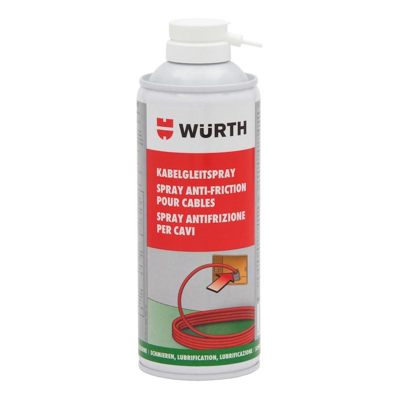 Spray anti-frottement pour câble - 1