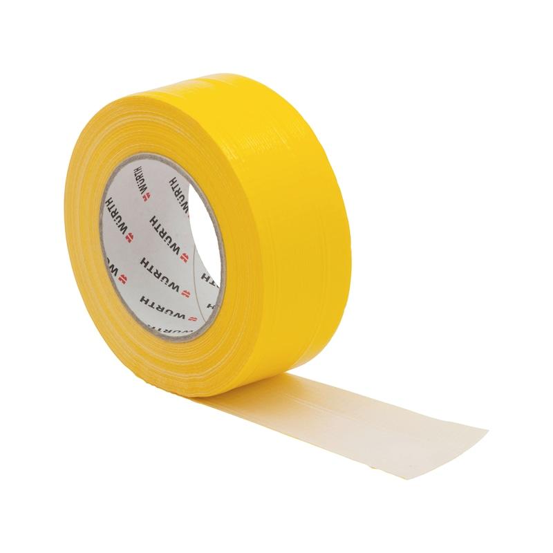 Nastro adesivo per calcestruzzo, base, giallo