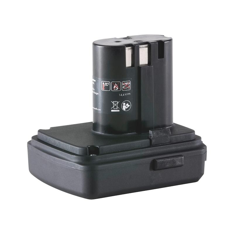 Adapter für Akkunietgerät - 1