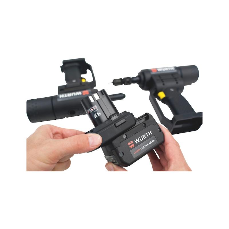 Adapter für Akkunietgerät - 2