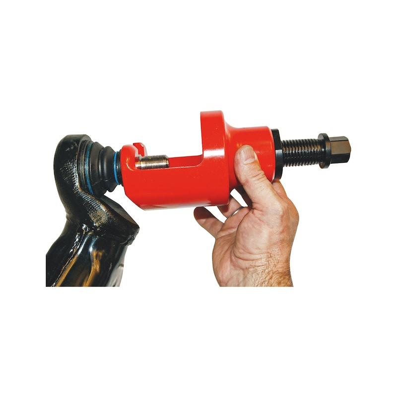 Kugelgelenk-Abzieher-Glocke Vibro-Impact, Gabelöffnung 35 mm - 2