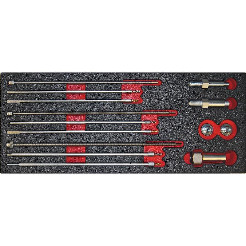 Kit d'extraction d'électrode de bougie de préchauffage