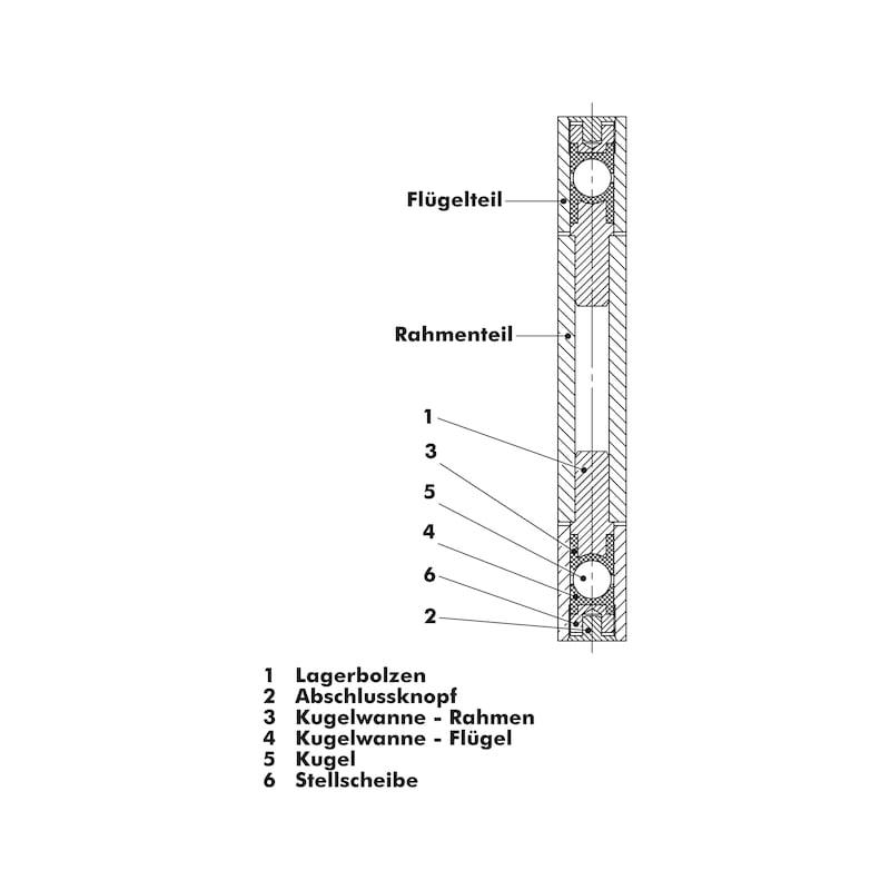 Objektband OBX 20-9397/160 - OBJBA-(OBX-20-9397-160-GFA-FD)-A2-MATT