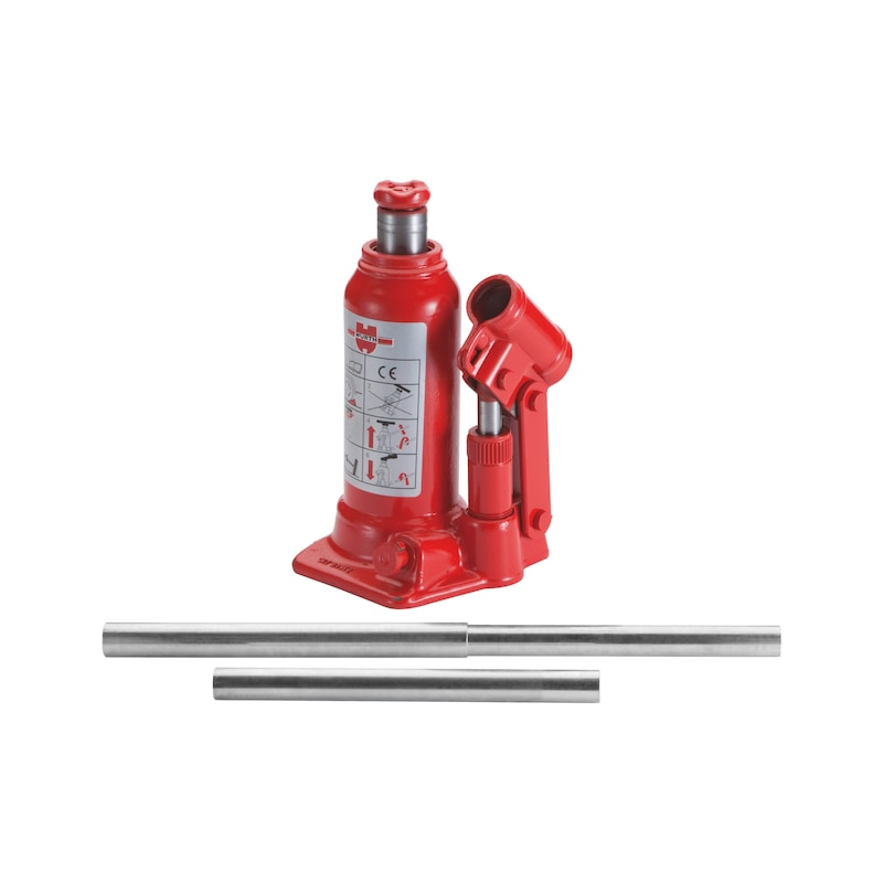 Hydraulik-Wagenheber - 2