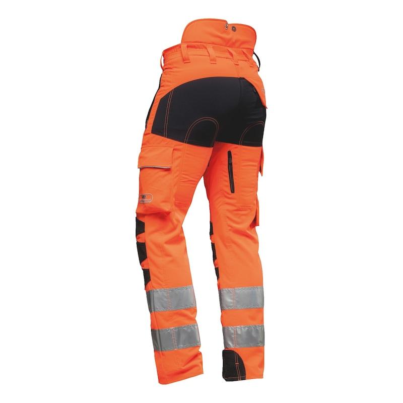 Schnittschutz Bundhose EN 20471 - 2