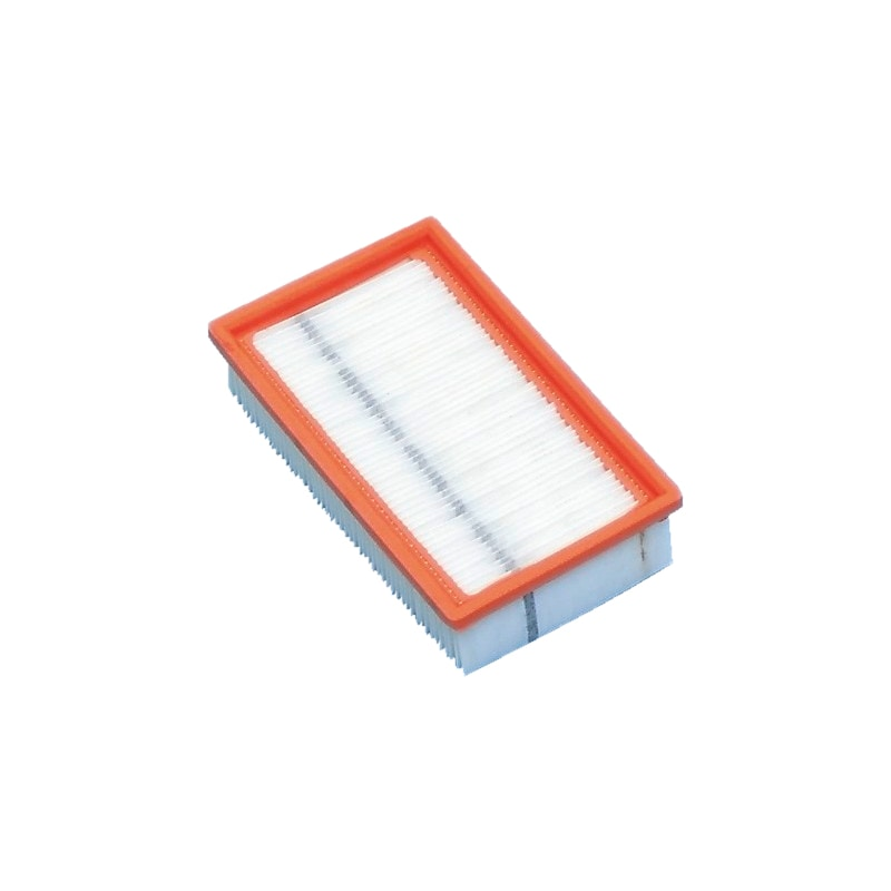 Filtre à air plat polyester