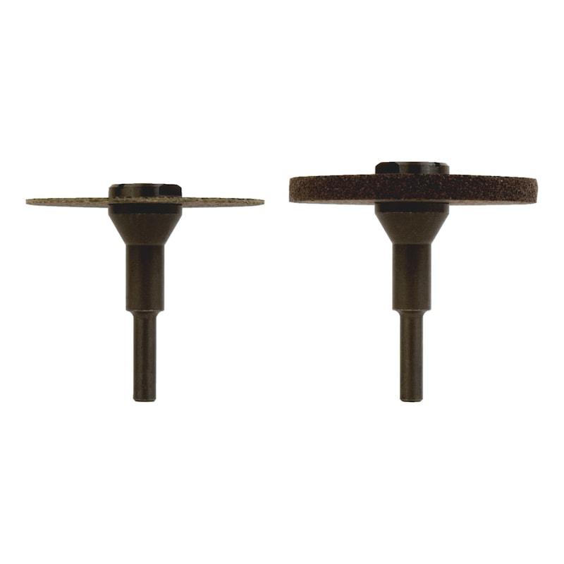 Spanndorn für Trenn- und Schruppscheiben - 2