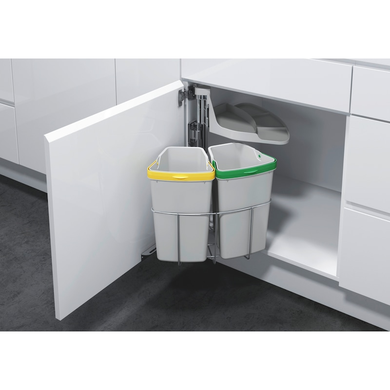 Affaldssorteringssystem VS ENVI Center 2 - 1