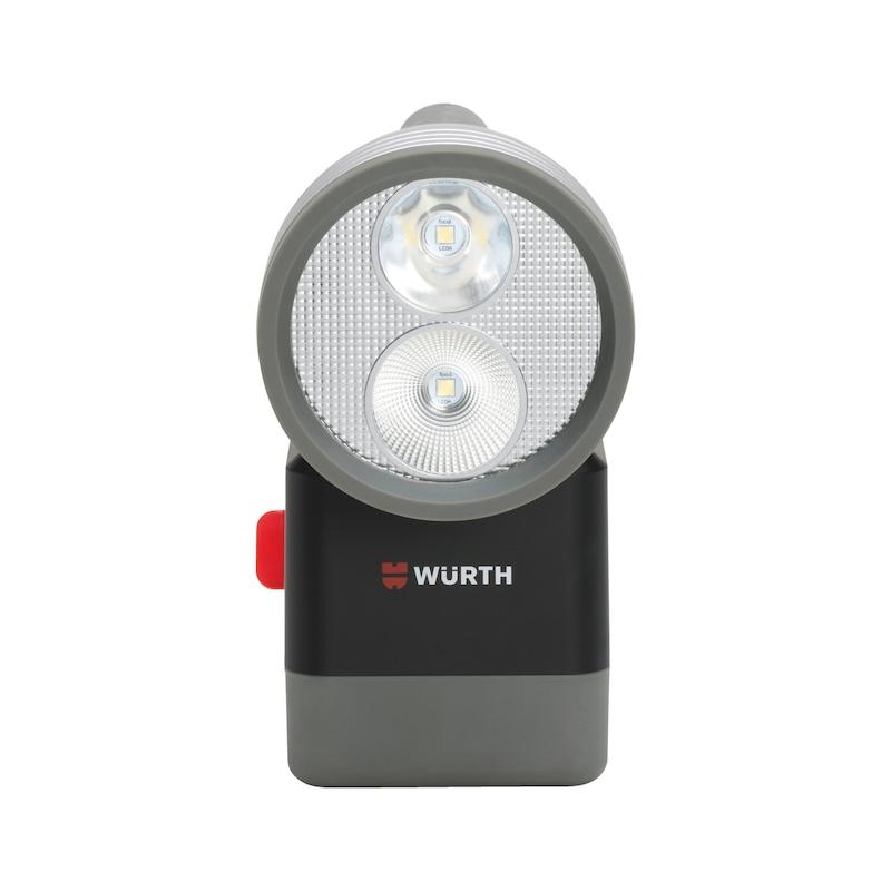 LED-Handscheinwerfer wiederaufladbar WLHS 2 - 3