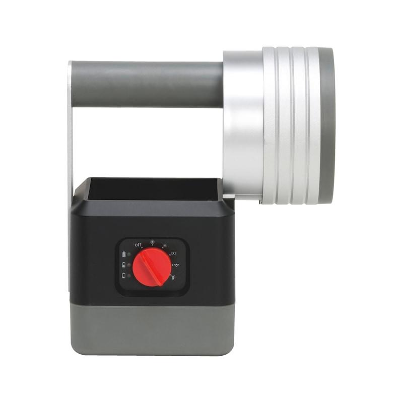 LED-Handscheinwerfer wiederaufladbar WLHS 2 - 4