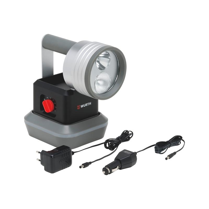 LED-Handscheinwerfer wiederaufladbar WLHS 2 - 1