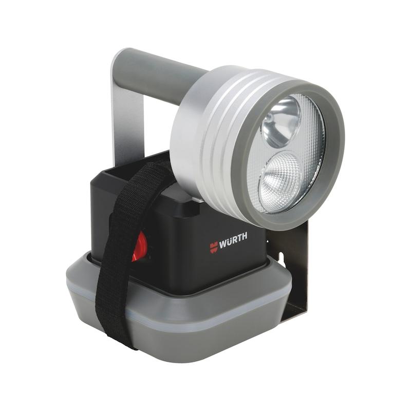 Wand-/KFZ-Halterung für LED-Handscheinwerfer WLHS 1 & 2 - 3