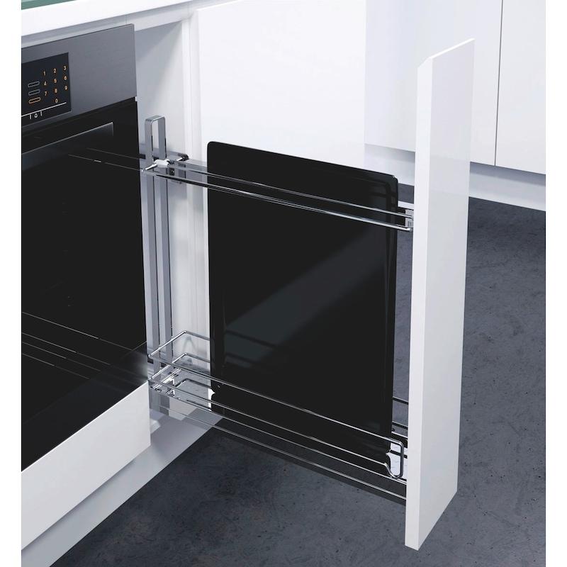 Etagenvollauszug 90° VS SUB Slim - 1