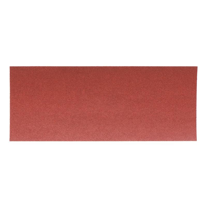 Kuru zımpara kağıdı şeritleri, ahşap - AHŞAP KURU ZIMPARA (KPC)115X280MM P220