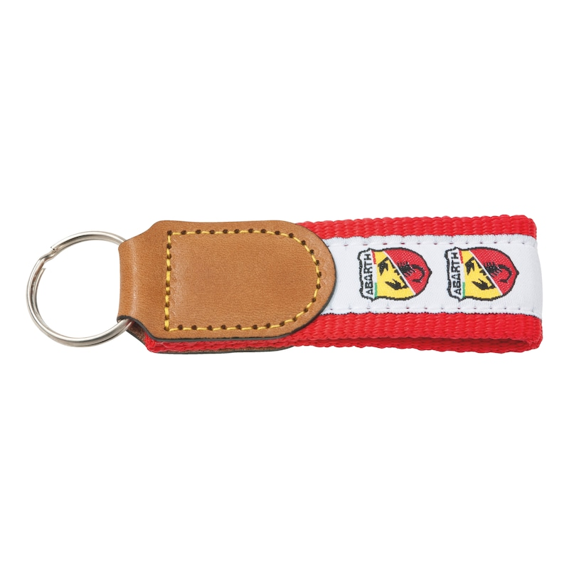 Key fob Label - 2