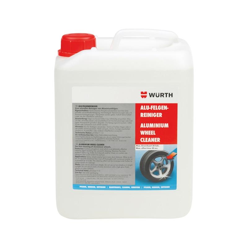 Aluminium velgenreiniger - VELGENREINIGER-ALU-5L