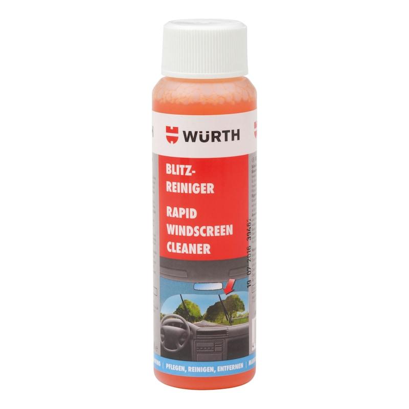 Ruitenvloeistof Ruitensproeiervloeistof, snelreiniger - CLNR-WSCRN-SUM-RAPID-125ML