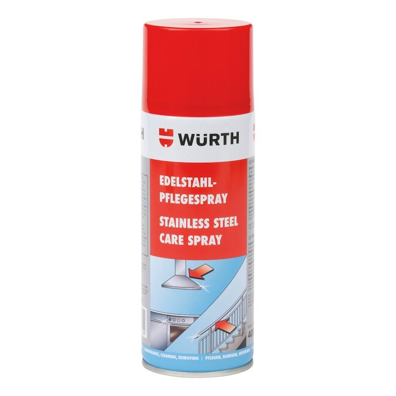 Olej konserwacyjny do stali szlachetnej w sprayu - PREP.DO PIELEGNACJI STALI NIERDZ.