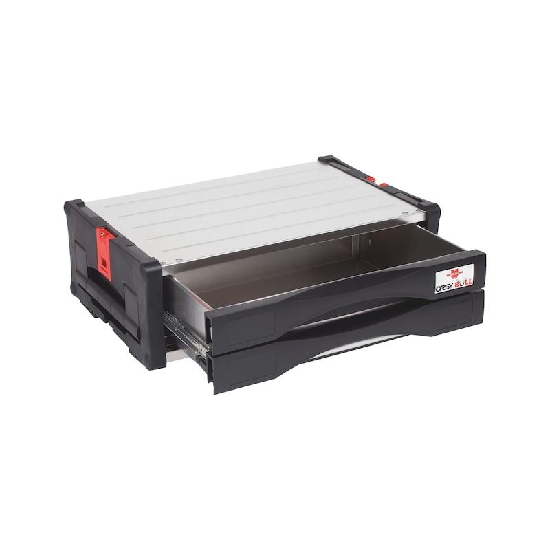 ORSY<SUP>®</SUP>BULL-Schubladenbox Serie 5 - SYSBOX-1SL-5-H203