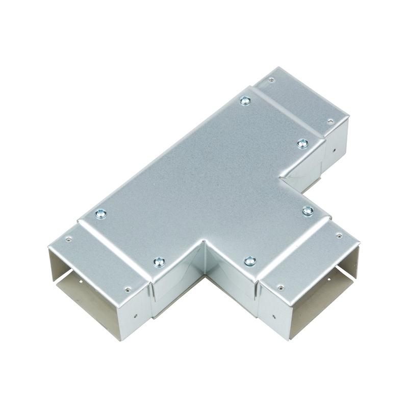 Brandschutzkanal T-Stück I30 / I60 / I90 / I120