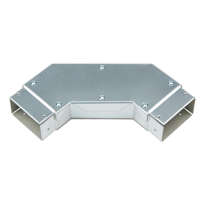 Brandschutzkanal Flachwinkel I30 / I60 / I90 / I120